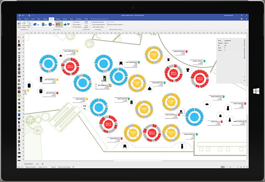 CMS MarketPlace - Microsoft Visio